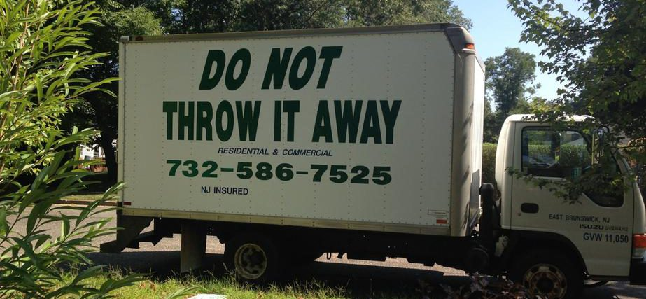 Do Not Throw It Away