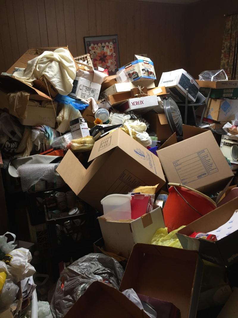 Junk Clutter Cleanout