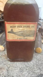 Moby Dick Sperm Oil