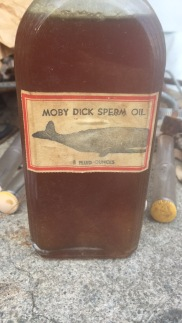 Moby Dick Sperm Oil
